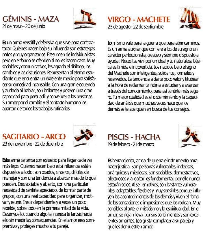 Zodiaco Arabe