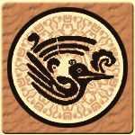 Pavo Real Maya