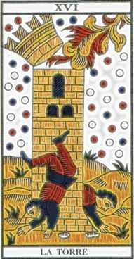 La carta de la Torre