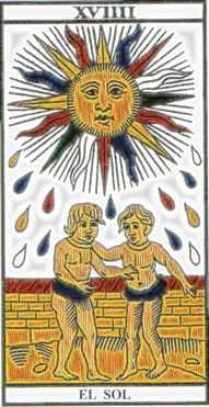 La carta del Sol