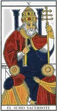 La carta del Sumo Sacerdote