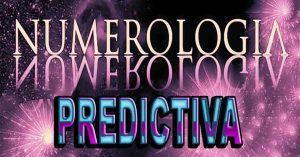 Numerologia Predictiva