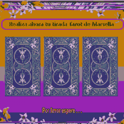 Tarot marsella tirada 3 cartas