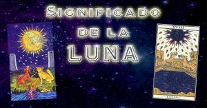 carta Interpretación de la Luna