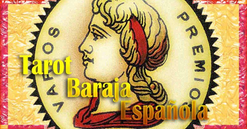 Tarot Español con 3 cartas